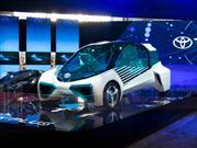 Toyota FCV Plus concept estrella del CES 2016