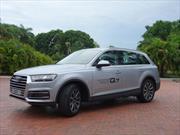 Manejamos la nueva Audi Q7 2016