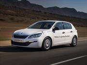 Peugeot 308 logra récord de consumo de 35 Km/l