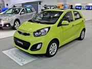 Kia presenta el Morning Bicombustible Gasolina GLP
