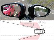 Un nuevo retrovisor elimina puntos ciegos sin deformar