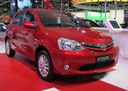 Toyota traer&#225; el Etios al Sal&#243;n de Buenos Aires
