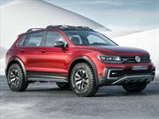 Volkswagen Tiguan GTE Active Concept, una SUV muy aventurera