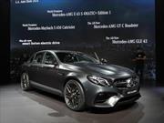 Mercedes-AMG E63 2018, el más poderoso de la historia