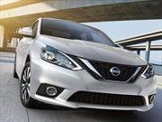 Nissan Sentra 2017 llega a México desde $236,800 pesos