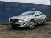 Mazda6 2014 a prueba 