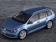 Volkswagen Golf  Sportwagen 2014, primeras imágenes
