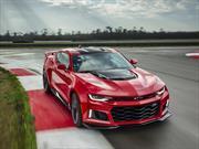 Chevrolet Camaro ZL1 2017, más caballos de potencia