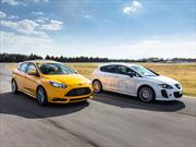Ford Focus ST 2013 vs SEAT Leon S&#250;per Copa