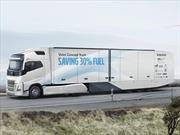 Volvo presenta su concept truck híbrido para larga distancia