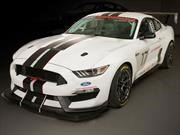 Ford Mustang Shelby FP350S, listo para pistear
