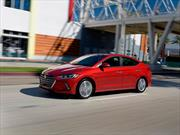 Hyundai Elantra 2017 recibe califiación de Top Safety Pick+
