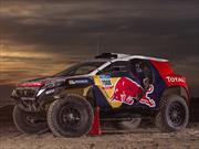 Así correrá el Peugeot 2008DKR en Dakar 2015