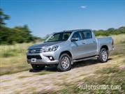 Prueba nueva Toyota Hilux
