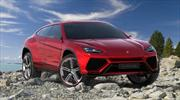 Lamborghini Urus, el SUV debuta en Beijing 2012