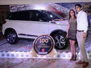 Suzuki Motor de México entrega su automóvil 100 mil