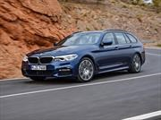 Así es el nuevo BMW Serie 5 Touring