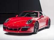 Porsche 911 Targa 4 GTS, el descapotable gana potencia