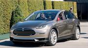 Tesla Model X el todo terreno eléctrico