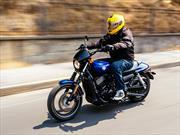 Harley-Davidson Street 750 2016 a prueba