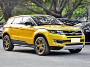 Landwind X7, una copia china del Range Rover Evoque
