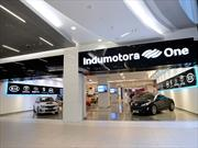 Indumotora One abre en Costanera Center