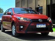 Manejamos el nuevo Toyota Yaris