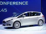 Así es el nuevo Ford S-Max