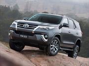 Nueva Toyota SW4 se presenta en Argentina
