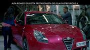 Alfa Romeo Guilietta, protagonista de Fast &amp; Furious 6