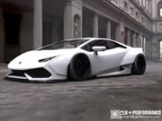 Japón tunea al Lamborghini Huracán