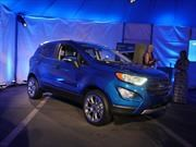 Ford EcoSport: toma nuevos aires
