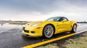 Chevrolet Corvette ZR1 2012 llega a M&#233;xico