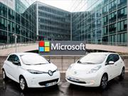 Renault-Nissan y Microsoft se asocian para mejorar la conectividad en sus futuros modelos