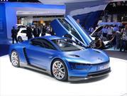 Volkswagen XL Sport Concept, un deportivo súper eficiente