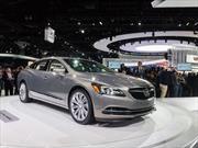 Buick LaCrosse 2017, un nuevo status de lujo