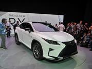 Lexus RX 2016, mejora en performance y diseño
