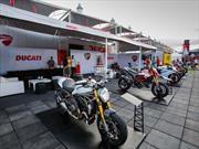 Ducati lanzó nuevos modelos durante el Moto GP