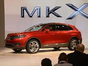 Nuevo Lincoln MKX 2016, más elegante y atractivo