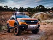 Chevrolet Colorado Xtreme 2017 recibirá un facelift
