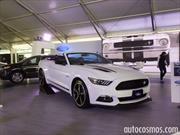Ford Mustang California Special 2016 llega a México desde $657,000 pesos