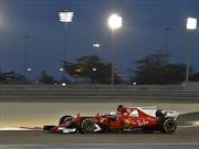 F1 GP de Bahrein 2017: Ferrari y Vettel mandan