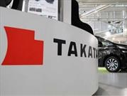 Takata pagará una multa de mil millones de dólares en Estados Unidos por el recall de los airbags