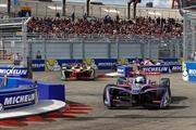 Fórmula E, GP de Nueva York: Sam Bird voló dos veces