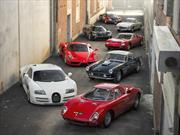 Subastarán una impresionante colección de vehículos valuada en USD 65 millones