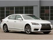 Rumor: Lexus planea un LS a hidrógeno