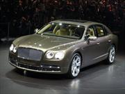 Bentley Flying Spur 2014 se presenta