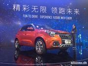 Chery estrena nuevo diseño con el Tiggo 5 en Shanghai
