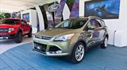 Ford Escape  2013 debuta en el Concurso de la Elegancia
