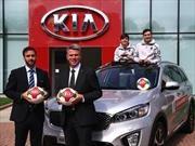 KIA, nuevo patrocinador oficial de la UEFA Europa League